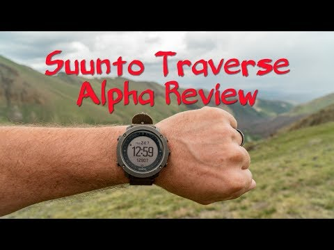 Suunto Traverse Alpha Review | Team Backcountry