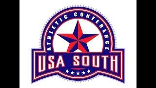 USA South Volleyball: Salem vs. Greensboro