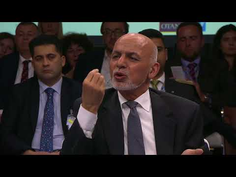 NATO Engages: A Conversation with H.E. Ashraf Ghani, President, Islamic Republic of Afghanistan