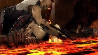 Mortal Kombat 9 Baraka Fatality 1, 2, Stage, and Babality (HD)