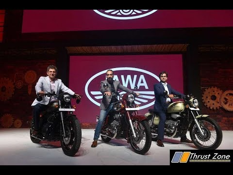 Jawa Perak Jawa 42 And Jawa 300 Launched In India - Know All The Details!