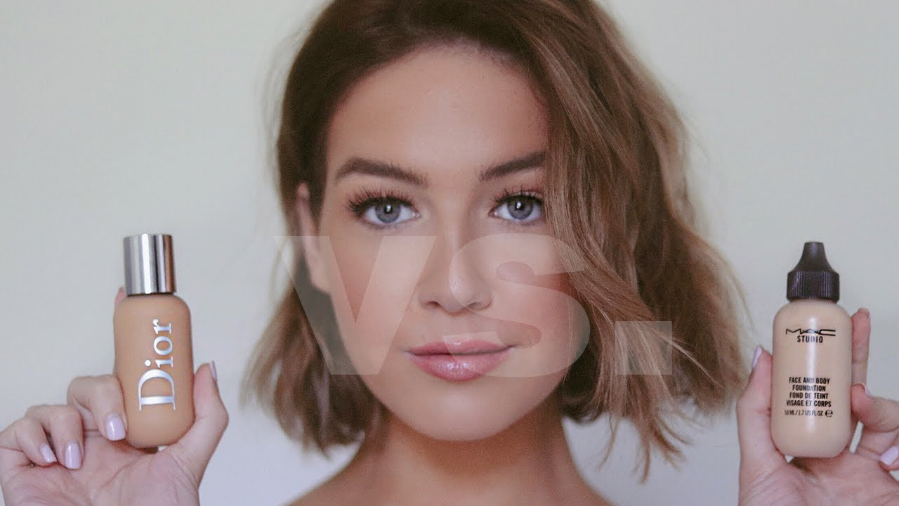 foundation like mac face and body