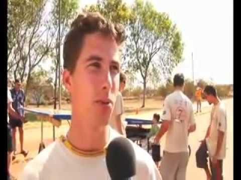 World Solar Challenge 2005 - Episode 3 (Team 1)