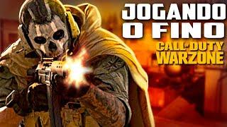 Call of Duty: Warzone - Voltamos JOGANDO O FINO