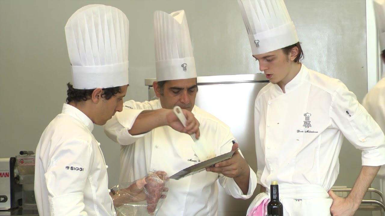 Intervista agli allievi del Master della Cucina Italiana 2017 ...
