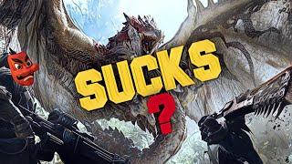 """"""" Monster Hunter Sucks?""""- MHW iceborne"""