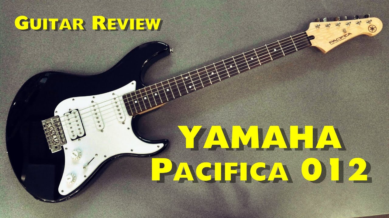 yamaha pacifica 012 black review guitar 248 youtube. Black Bedroom Furniture Sets. Home Design Ideas