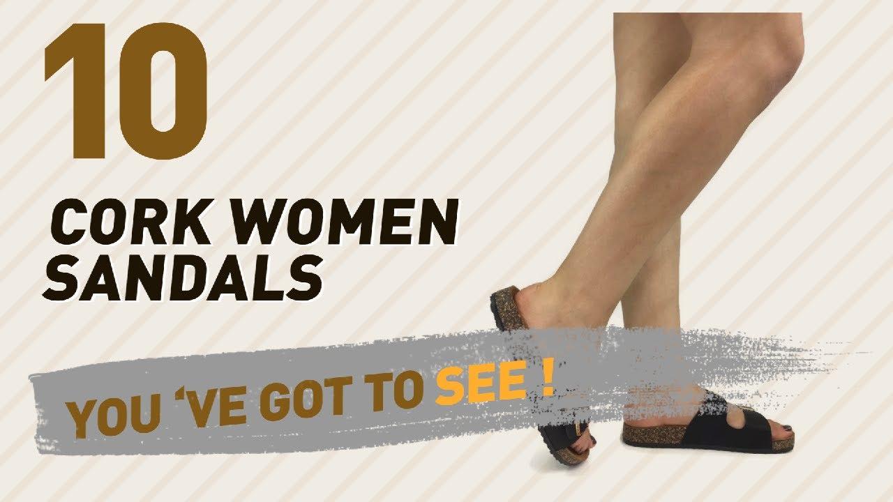 c203bd93712a Cork Women Sandals    New   Popular 2017