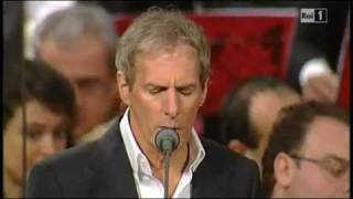 Video MICHAEL BOLTON Hallelujah  Concerto di Natale .mp4 download MP3, 3GP, MP4, WEBM, AVI, FLV Agustus 2018