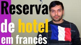 Confirmando sua reserva de hotel - Guia de conversação em francês(Aprenda neste video como chegar em um hotel e confirmar sua reserva de hotel. Abordo também algumas perguntas que você pode perguntar sobre sua ..., 2016-01-31T20:00:04.000Z)