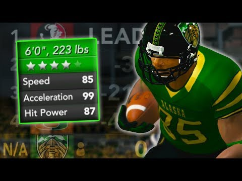 Finding a God Tier Recruit | NCAA 14 Teambuilder Dynasty Ep. 53