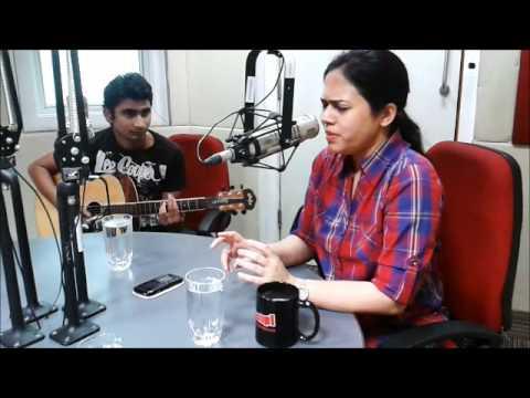 92.7 Big FM Mumbai presents Bela Shende singing Wazle Ki Bara