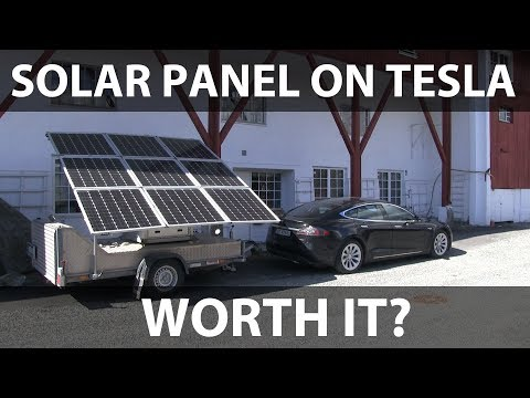 Are solar panels on Tesla worth it?