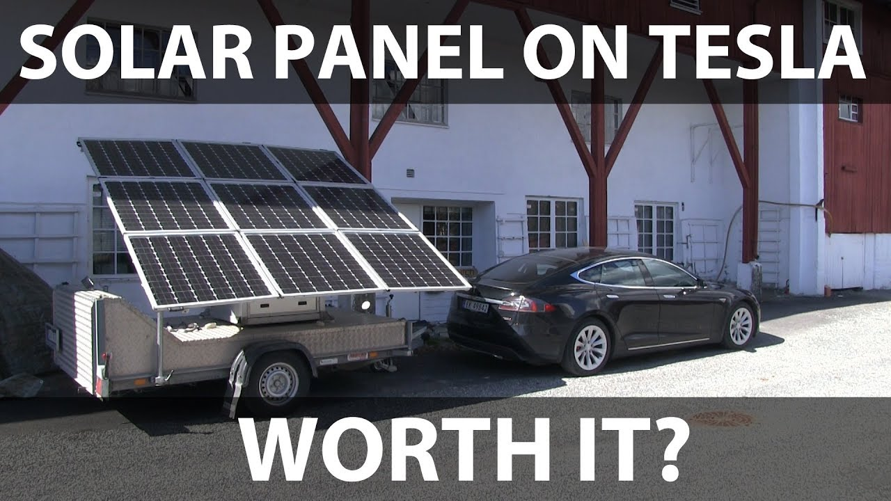 Are Solar Panels On Tesla Worth It