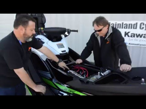 What do you do if you have submerged your Jet Ski? Mainland Cycle Center Service Tips