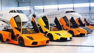 10 דברים מגוחכים שאנשים עשירים קנו