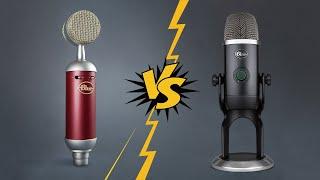 Best Youtube Microphone - Blackout Spark SL vs Blue Yeti X Comparison
