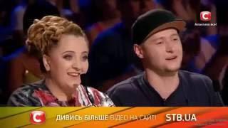 002 Микс успешных выступлений на передаче Х Фактор. Часть 2. (Ukrainian X Factor. Part 2.)
