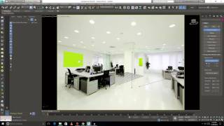 [Hindi - हिन्दी]  3DSMAX 2017 ENVIRONMENT ON PERSPECTIVE MATCH [ beginner]