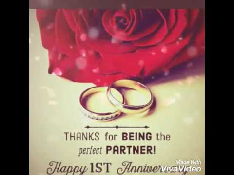 first wedding anniversary wishes for husband our wedding anniversary part i 14520