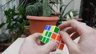 3x3 Rubik Küp Nasıl Yapılır? Algoritmalı Basit Anlatım