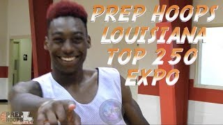Prep Hoops Louisiana Top 250 Expo: Premium Highlights (2017)