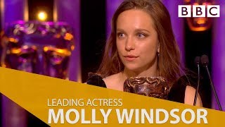 Molly Windsor wins Leading Actress - The British Academy Television Awards 2018 - BBC One thumbnail