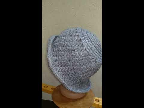 Шляпка для вас МК на канале