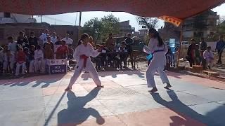 Amazing Karate Girls -1st Everest Martial arts karate Do Championship 2020