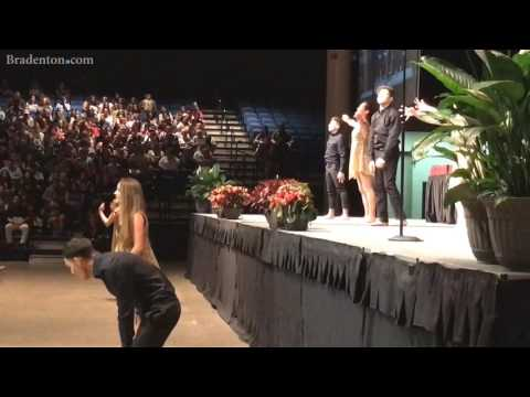 Grads share what they learned from Manatee School for the Arts