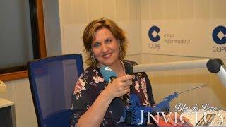Cristina López Schlichting entrevista en COPE Blas de Lezo Invictus