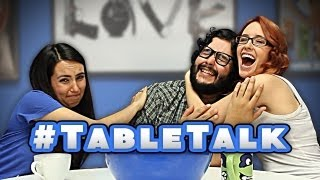 Table Talk: Chuck-E-Cheese Gone Wild & Other Childhood Toys!!