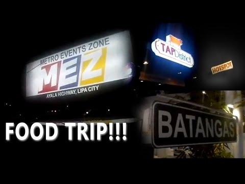 Metro Events Zone Lipa Food Trip