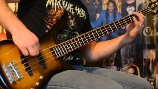 Metallica - Four Horsemen Bass Cover