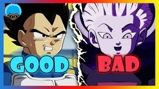 Everything GOOD & BAD About Dragon Ball Super Episode 96
