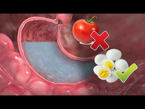 Желудок болит от яблок