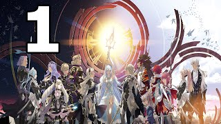 Fire Emblem Fates Birthright Walkthrough Part 1 - No Commentary Playthrough (3DS)