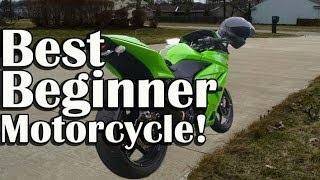 Best Beginner Motorcycle Ever [250cc or 600cc]