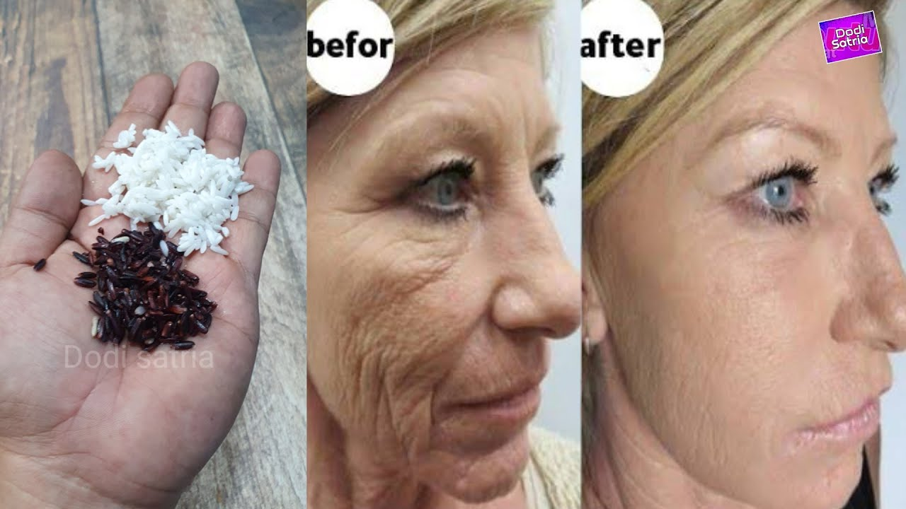 New The secret of young Japanese women! An anti aging mask that makes you look 10 years younger