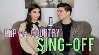 Pop vs. Country SING-OFF!