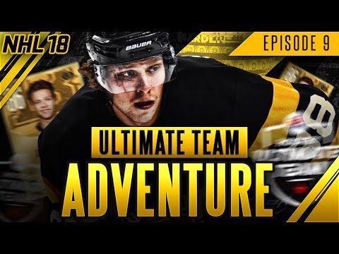 "NHL 18 I Ultimate Team Adventure #9 ""Why Is HUT Dead For Me?"""