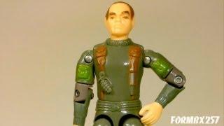 1982 G.I. Joe Grunt (Infantry Trooper) review 1983