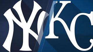 Merrifield, Perez help Royals top Yanks, 5-2: 5/18/18