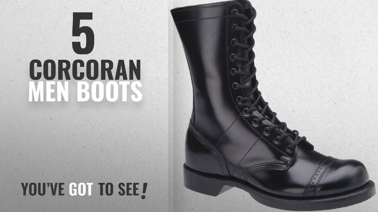 499dd3d18f1 Top 10 Corcoran Men Boots [ Winter 2018 ]: HH Brown Men's 10 ...