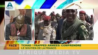 AFRIQUE MEDIA PRESENTE LES BOMBARDEMENTS DE L'ARMEE FRANCAISE AU TCHAD