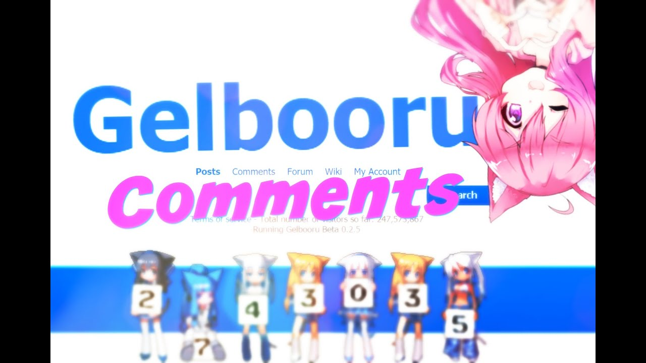 Nsfw Nyanners Reads Gelbooru Comments Part