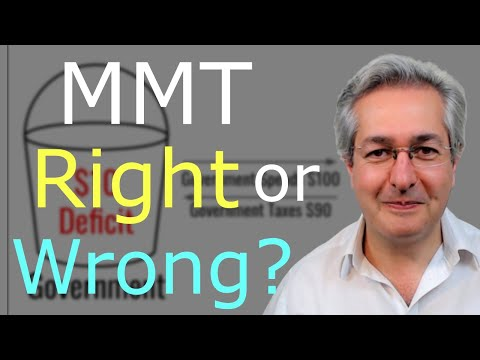 Modern Monetary Theory Explained - Is MMT Right or Wrong?