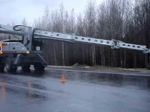 Экскаватор-планировщик Gradall XL4300 II