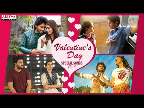 ♥♥♥ Valentine's Day Special Songs Vol -1 ♥♥♥ || Popular Love Songs Jukebox