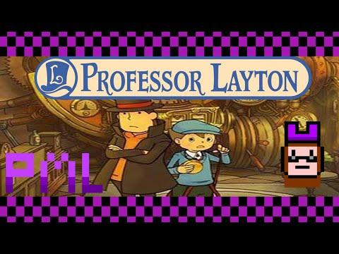 Professor Layton Series Retrospective